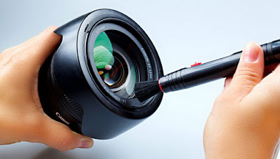 Tips membersihkan kamera digital