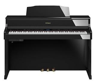 Đàn piano điện roland hp 605 hiện nay giá bao nhiêu