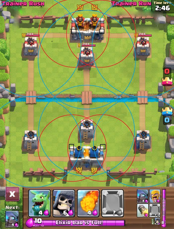clash royale co-op battle