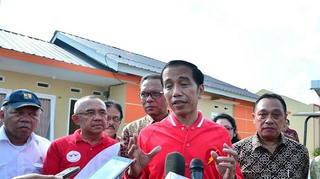 Pak Jokowi, Please Bayarlah Utang Rp 2,6 Triliun ke Rakyat Riau