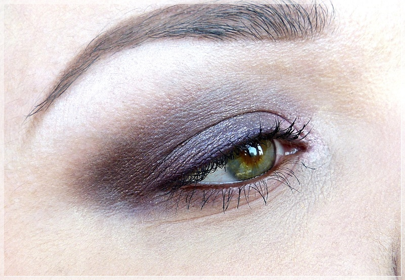 erdiges smokey eye
