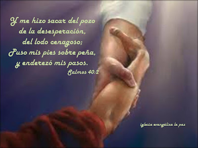 Image result for salmos 40:2