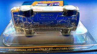 Hot Wheels Collector's Convention Datsun Bluebird 510