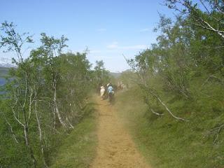 Islanti, riitta reissaa, ratsastusmatka