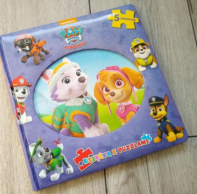 Zabawa z puzzlami od Wydawnictwa Media Service Zawada
