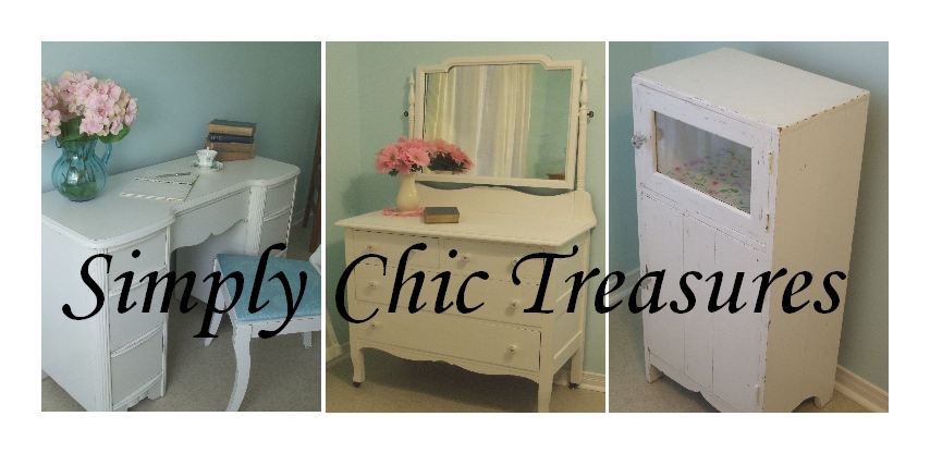 Simply Chic Treasures 1980 S Melamine Cupboard Update