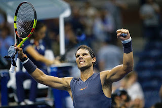 Nadal, Wawrinka and del Potro winners at US Open