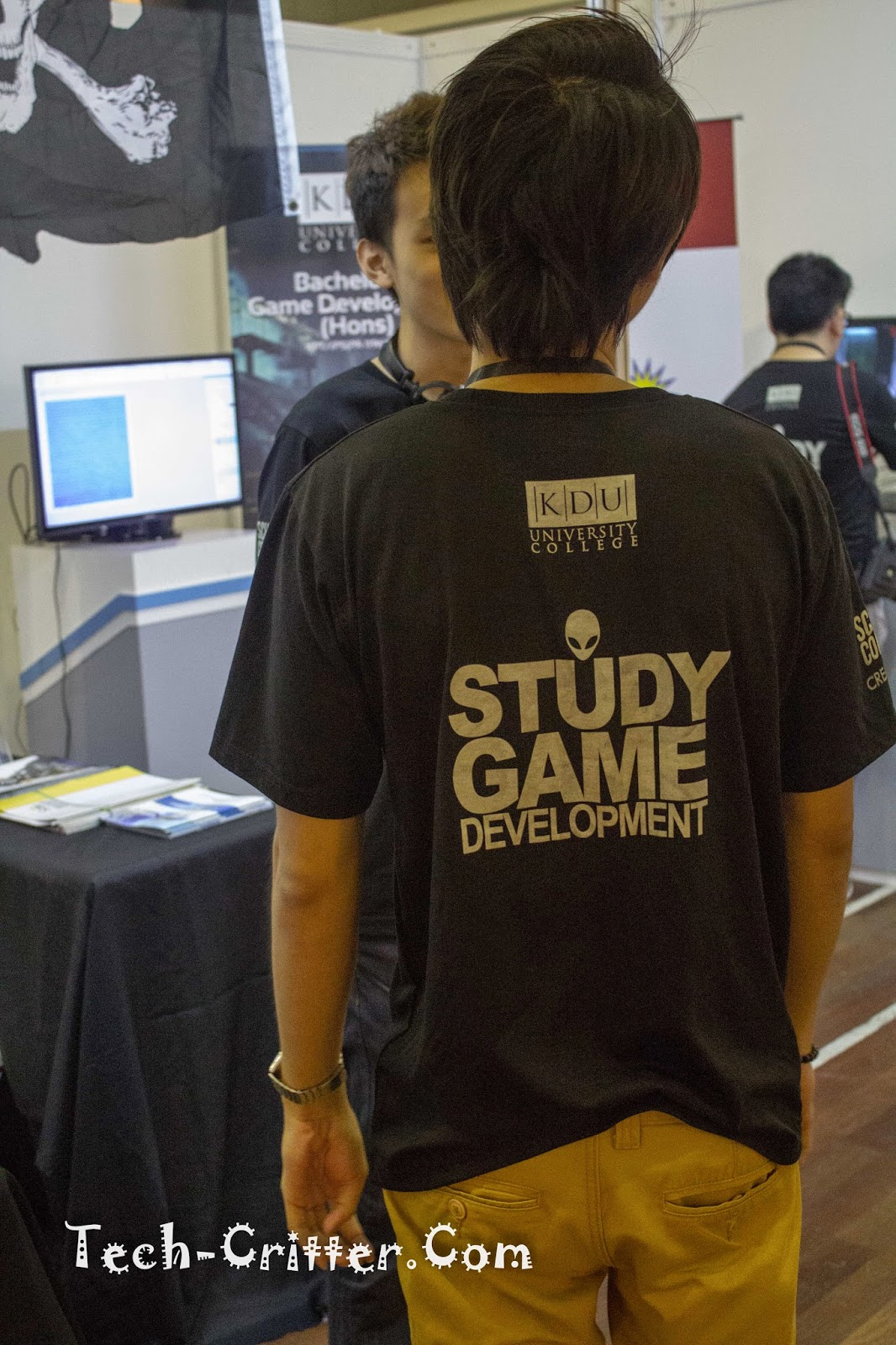 Coverage of PLAY! Convention @ KDU College 167