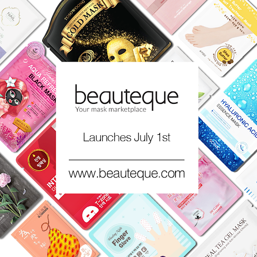 Beauteque: Relaunching as Your Mask Marketplace! July 1st!