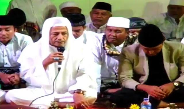 Habib Luthfi : Kehancuran Sebuah Negara Berawal dari Ketidakpercayaan Pada Ulama dan Pemerintah