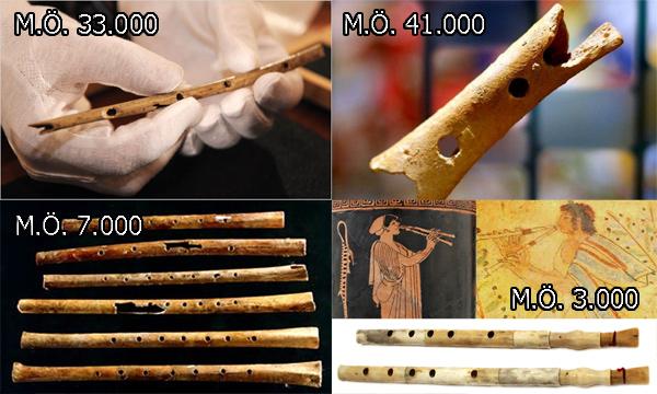 oldest flute, en eski flüt
