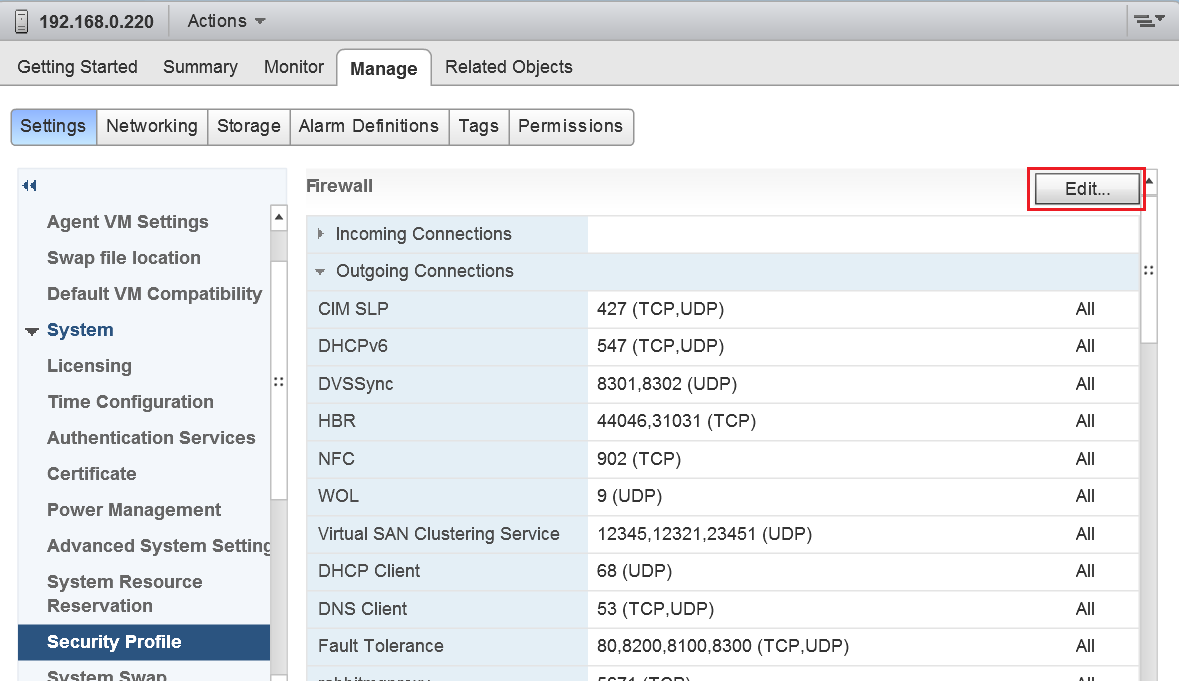 Configuring Esxi 6 Host To Send Logs To Syslog Server Myvmx