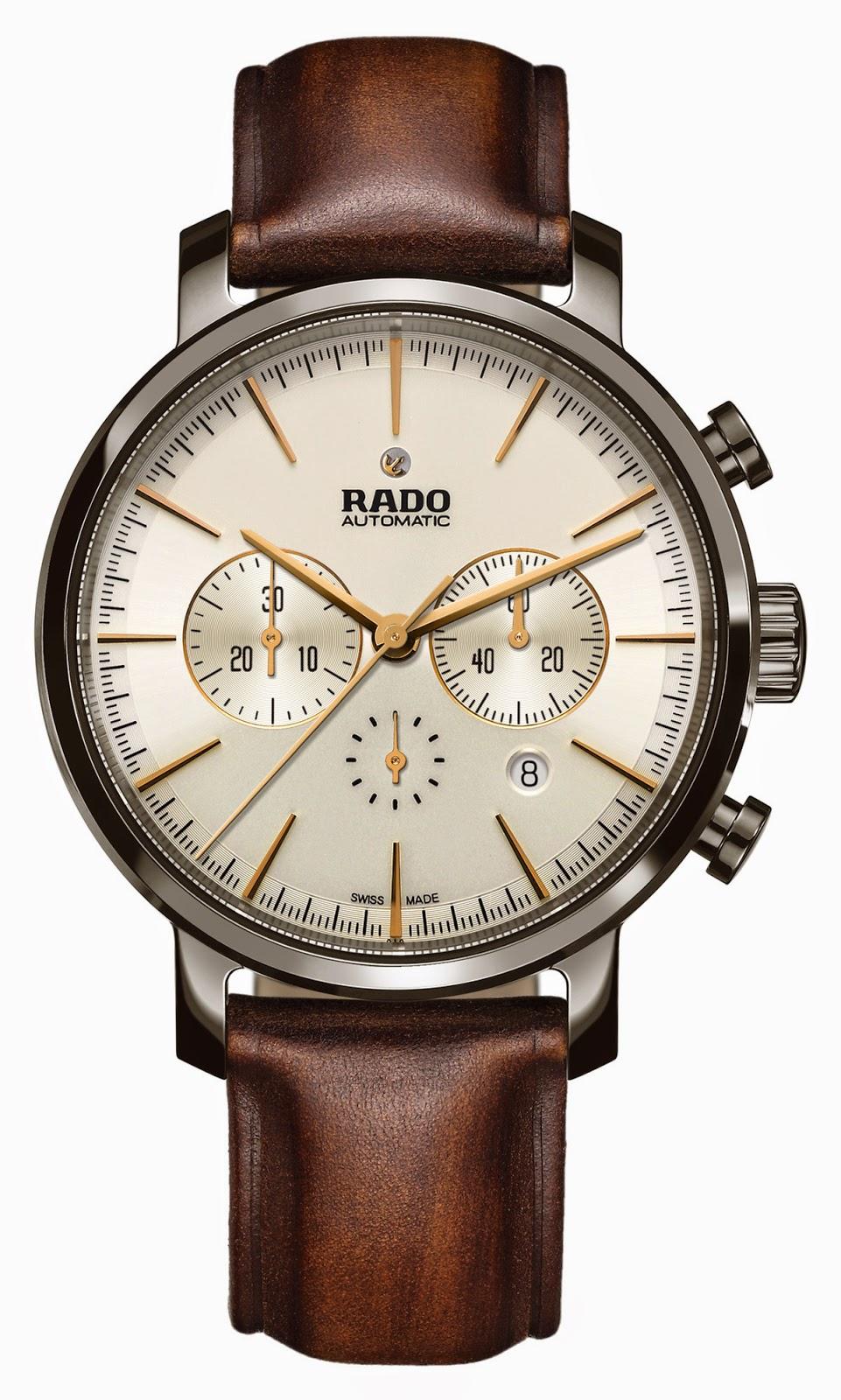 Rado Diamaster Automatic Chronograph XXL2
