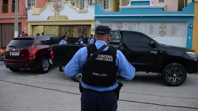Depurados 2581 agentes hondureños por lazos con crimen organizado