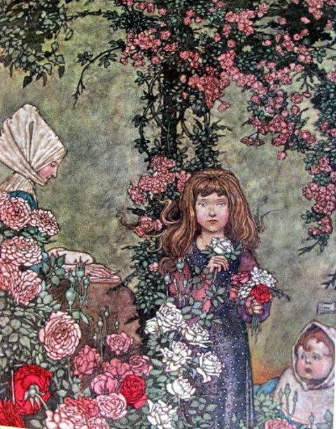 Hans Andersen Fairy Tales Heath Robinson