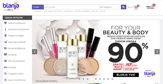 Belanja lebih aman dan mudah di toko online terpercaya blanja.com