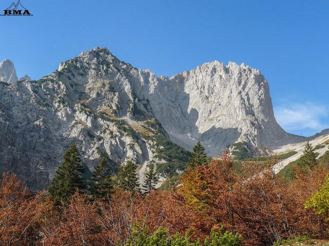 bergtour wilder kaiser - outdoor-blog wanderblog - kitzbüheler alpen