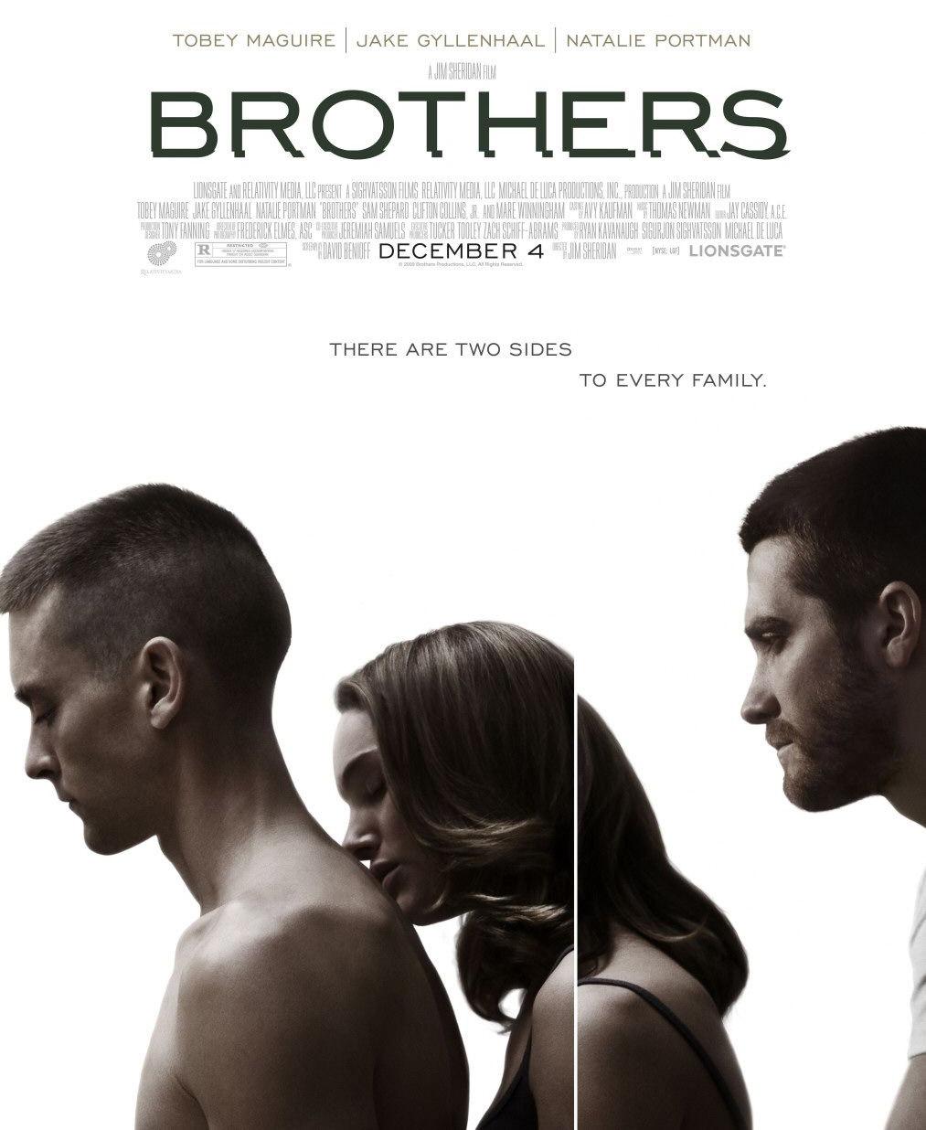 Nonton Film Brothers (2009)