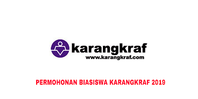 Permohonan Biasiswa Karangkraf 2019 Online