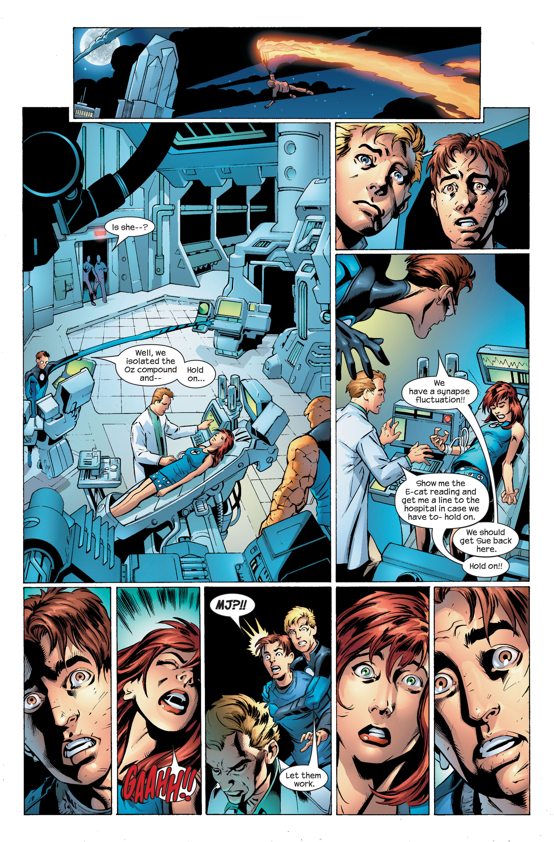 Read online Ultimate Spider-Man (2000) comic -  Issue #104 - 24