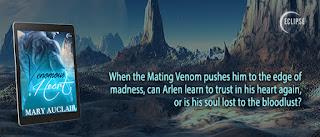 Venomous Heart teaser
