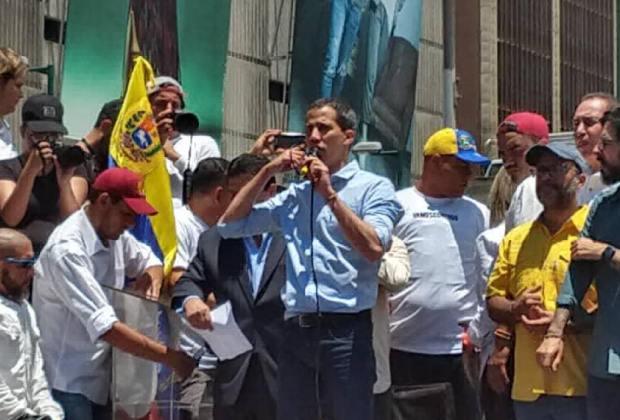 Guaidó: Haremos un gran encuentro de líderes mundiales en Venezuela