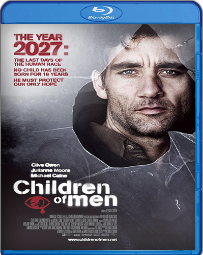 Children of Men [2006] [BD25] [Latino]