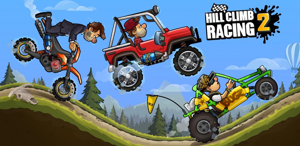 تحميل لعبة hill climb racing مهكره 2018