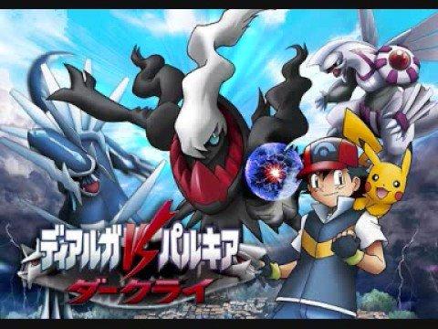 Hình ảnh Pokemon Movie 10: Dialga VS Palkia VS Darkrai