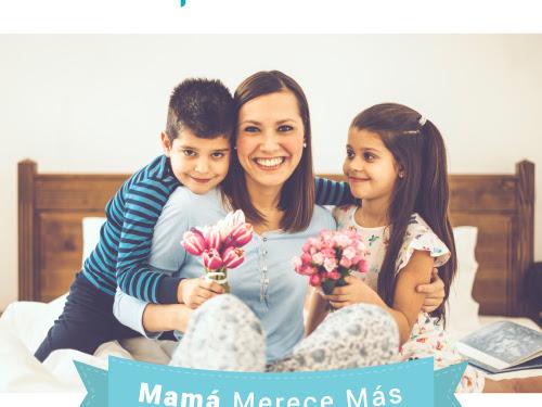 Con Pangea Enviale Dinero a tu Mamá para su regalo del Dia de las Madres Porqué #MamaMereceMas