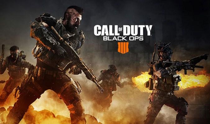 Game FPS untuk Komputer (PC) - CoD: BO4