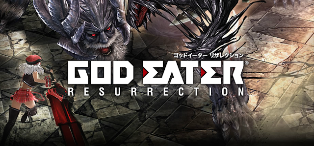 GOD EATER Resurrection PC Download Full Version