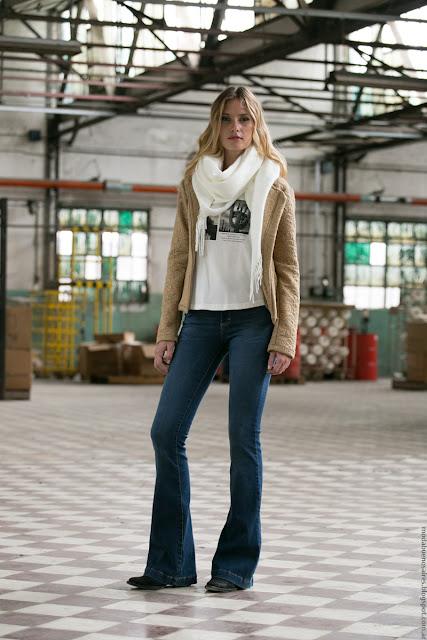 Moda invierno 2016 ropa de mujer. Moda invierno 2016 mujer Mistral.