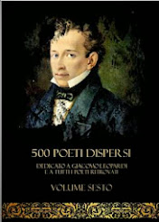 500 POETI DISPERSI volume 6°