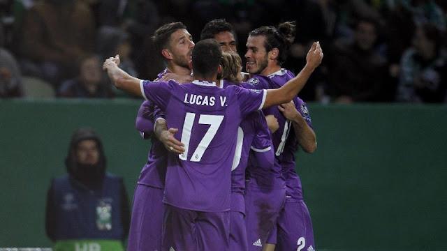 Madrid Sudah 30 Laga Tidak Terkalahkan