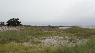 Aussichtspunkt Bald Point State Park - Alligator Point, Florida