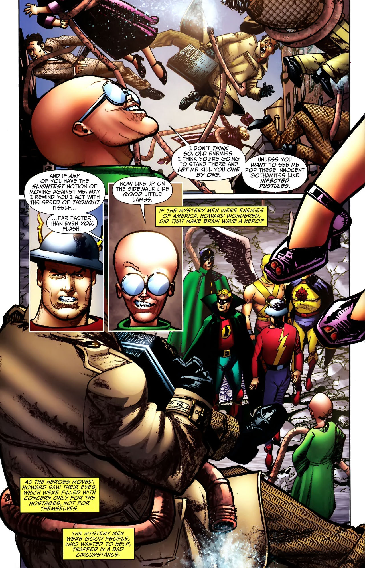 Read online JSA 80-Page Giant 2011 comic -  Issue # Full - 68
