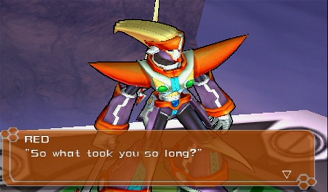 Megaman X6 Red Stage