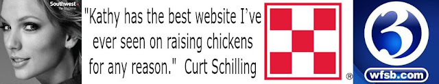Mentions, The Chicken Chick®