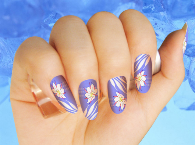 Best Nail Art Design: Beauty Best Nail Art: June 2011