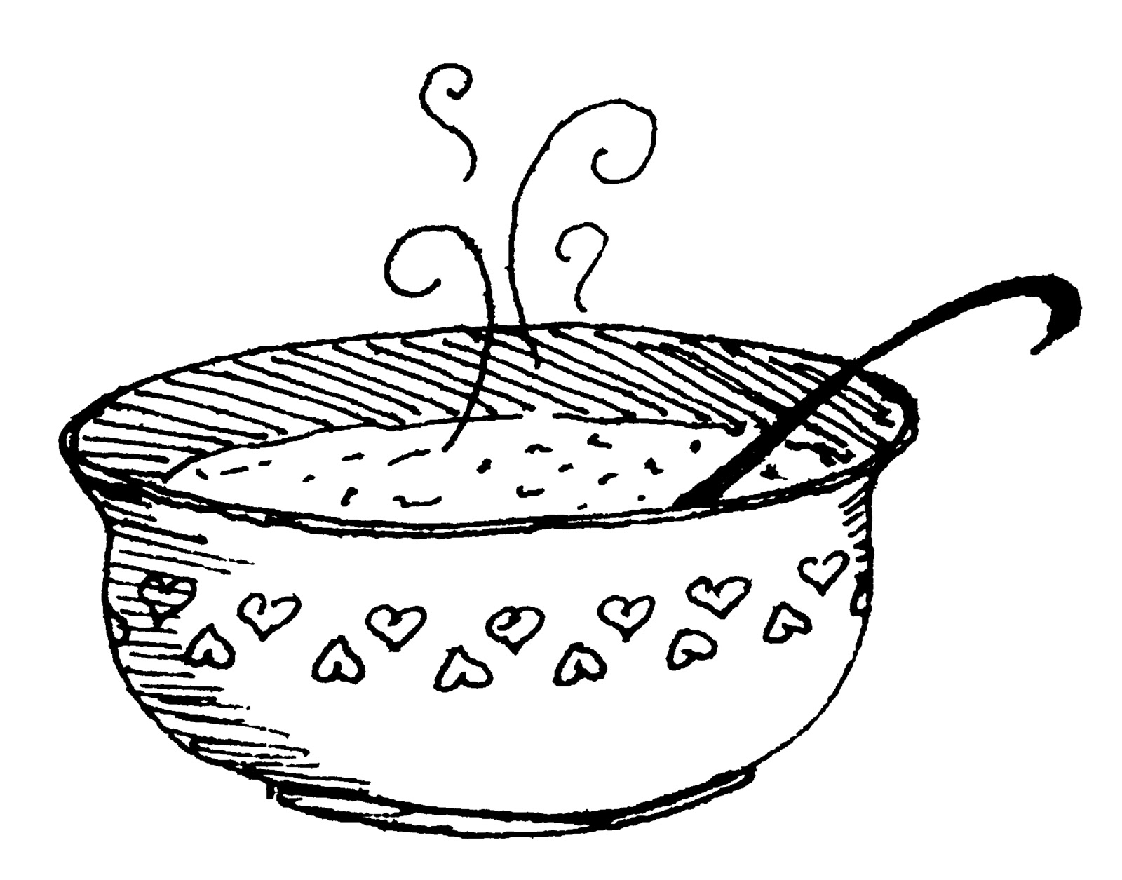 how to draw   bowl of ...