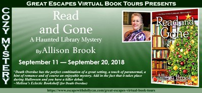 Upcoming Blog Tour 9/16/18