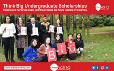 Think Big Undergraduate Scholarships 2018 at University of Bristol