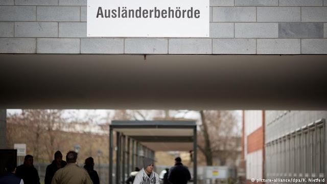 مكتب شؤون الأجانب في برلين يتعرض للسرقة!
