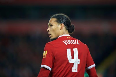 Virgil van Dijk Liverpool - Judisessions