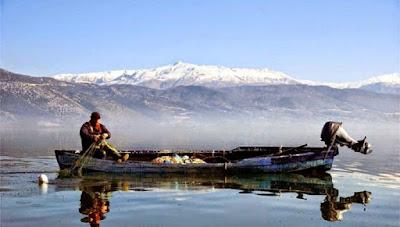 Απαγόρευση αλιείας, σε όλα τα ποτάμια και τις λίμνες της Ηπείρου