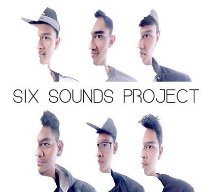 Lirik Lagu Six Sounds Project - Mungkin Cinta Datang Terlambat