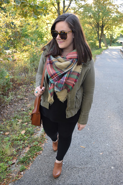 Sequins and Skulls: Fall Layers