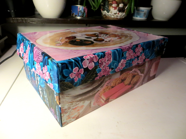 Crafts Supply Box DIY