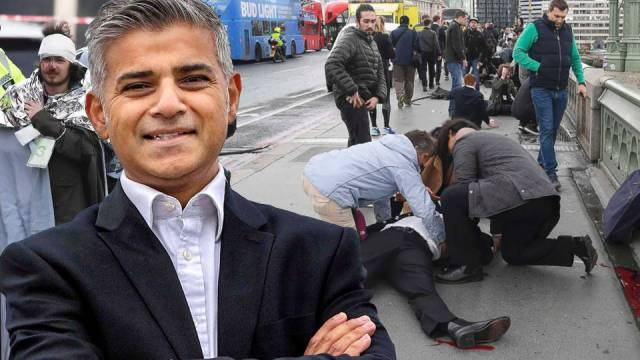 London mayor says terror attacks 'part and parcel' of living in a major city